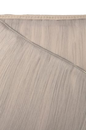"20"" Gold Double Weft - Silver"