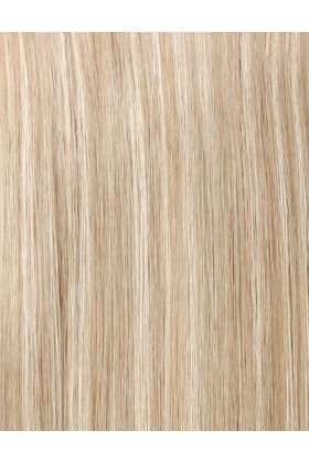 100% Remy Colour Swatch Bohemian Blonde 18/22