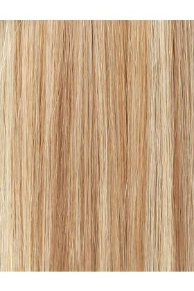100% Remy Colour Swatch California Blonde 613/16