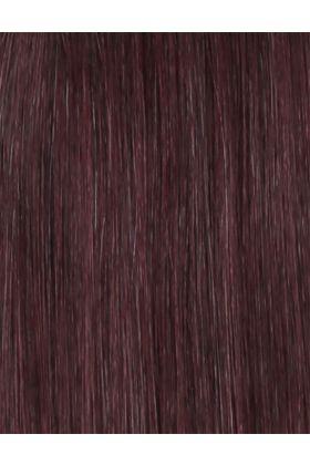 100% Remy Colour Swatch Scarlett 99J