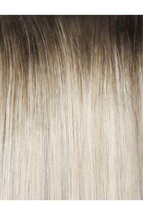 "18"" Celebrity Choice® - Weft Hair Extensions - Arctic Blonde"
