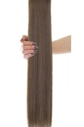 "22"" Gold Double Weft - Ashed Brown"