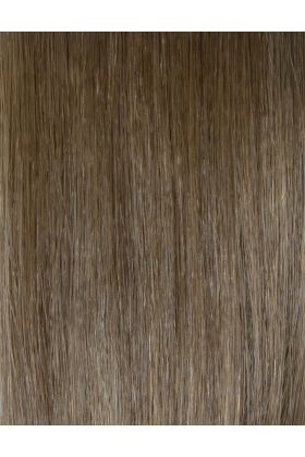 """22"""" Gold Double Weft - Ashed Brown"""
