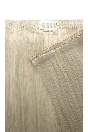 "18"" Double Hair Set Weft - Barley Blonde"
