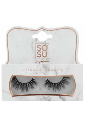 SOSUbySJ Taylor 3D Luxury Fibre Lashes