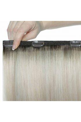 """22"""" Double Hair Set - Arctic Blonde"""
