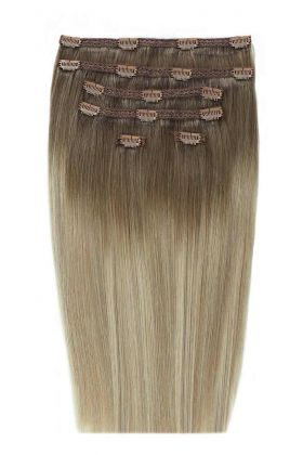 "18"" Double Hair Set - Bergen Blonde"