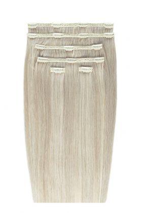 "22"" Double Hair Set - Iced Blonde 613/18a"