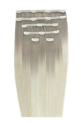 "18"" Double Hair Set - Norwegian Blonde"