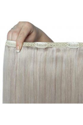 "18"" Double Hair Set - Silver"