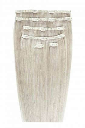 "20"" Double Hair Set - Silver"