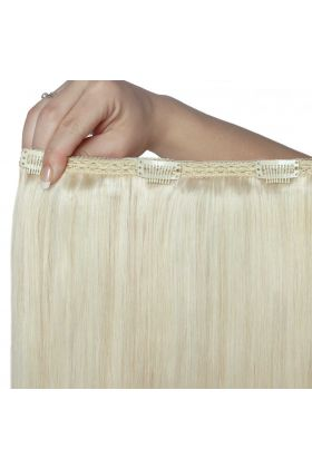 "20"" Double Hair Set - Vintage Blonde 60"