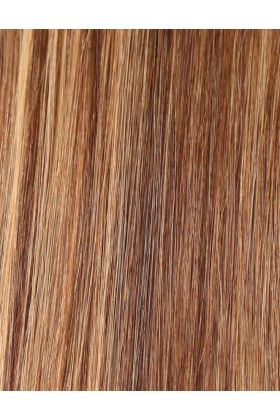 "18"" Celebrity Choice® - Weft Hair Extensions -  Blondette 4/27"