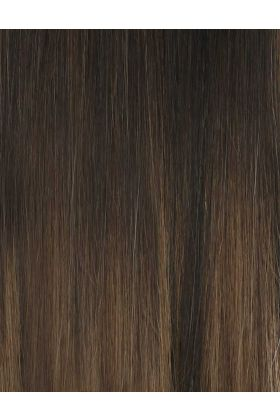 "22"" Celebrity Choice® - Weft Hair Extensions - Brond'mbre"