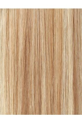 "16"" Celebrity Choice® - Weft Hair Extensions -California Blonde 613/16"