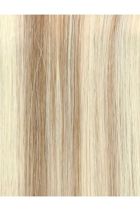 "18"" Celebrity Choice® - Weft Hair Extensions - Champagne Blonde 613/18"