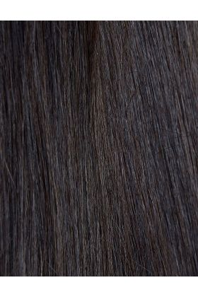 "24"" Gold Double Weft - Ebony 1B"