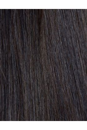 "18"" Celebrity Choice® - Weft Hair Extensions - Ebony 1b"