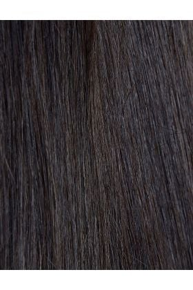 "22"" Celebrity Choice® - Weft Hair Extensions - Ebony 1b"