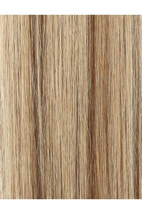 "16"" Celebrity Choice® - Weft Hair Extensions - Honey Blonde 6/24"