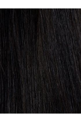 "16"" Celebrity Choice® - Weft Hair Extensions - Natural Black 1A"