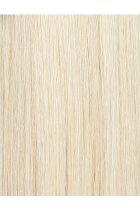 """24"""" Gold Double Weft - Pure Platinum 60a"""