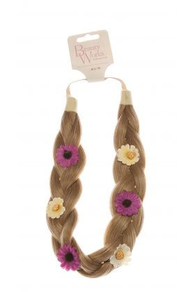 Flower Braid Headband - Bohemian 18/22
