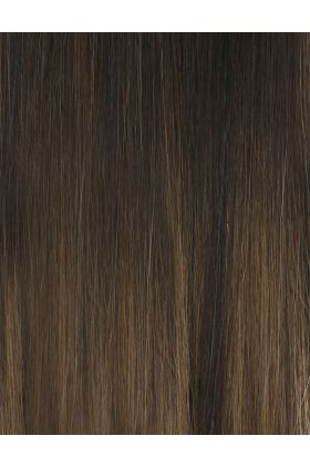 "16"" Celebrity Choice® - Weft Hair Extensions - Brond'mbre"