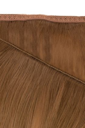 "20"" Gold Double Weft - Caramelized"