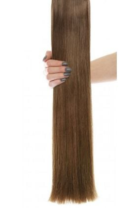 "20"" Celebrity Choice - Weft Hair Extensions - Golden Brown 5"
