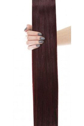 "18"" Celebrity Choice - Weft Hair Extensions - Scarlet 99j"