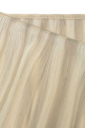 "22"" Gold Double Weft - Champagne Blonde"