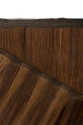 "24"" Gold Double Weft - Chocolate"