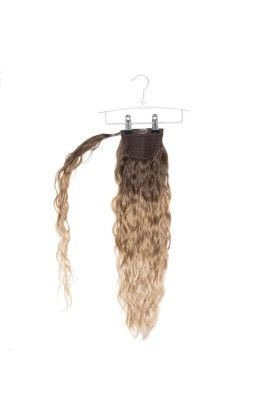 "20"" Invisi®-Ponytail Beach Wave - High Contrast Warm"