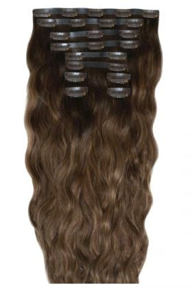 "18"" Beach Wave Double Hair Set - Dubai"