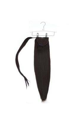 "26"" Invisi®-Ponytail Super Sleek - Ebony"
