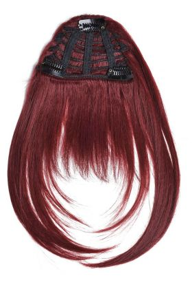 Clip-In Fringe - Cherry 530
