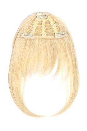 Clip-In Fringe - Rock Chic Blonde 613