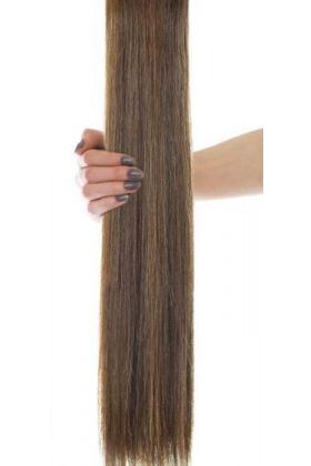 "16"" Celebrity Choice - Weft Hair Extensions - Caramel 6"