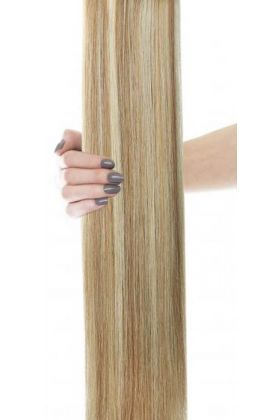 "16"" Celebrity Choice - Weft Hair Extensions -Dirty Blonde 613/10"