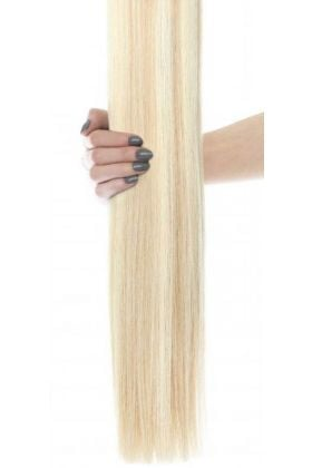 "18"" Celebrity Choice - Weft Hair Extensions - LA Blonde 613/24"