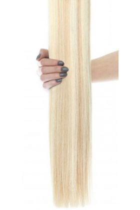 "18"" Gold Double Weft - LA Blonde 613/24"