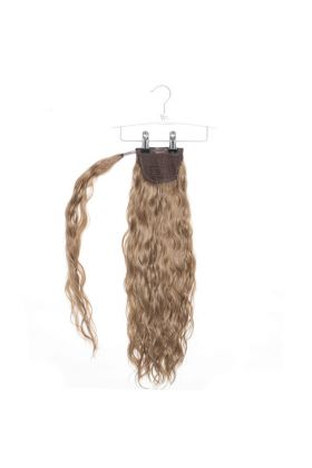 "20"" Invisi®-Ponytail Beach Wave - Honey Blonde"