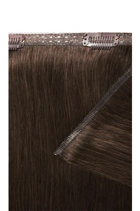 "18"" Double Hair Set Weft - Hot Toffee"