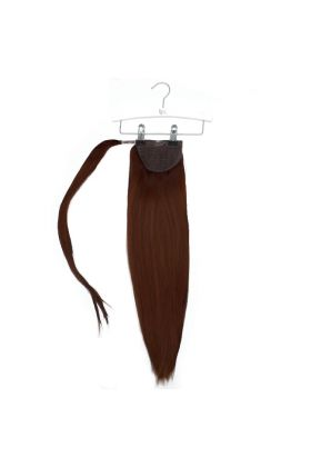 "26"" Invisi®-Ponytail Super Sleek - Hot Toffee"