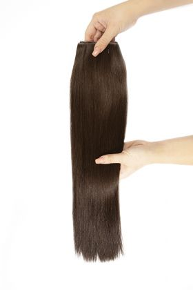 "18"" Invisi®-Weft - Hot Toffee 4"