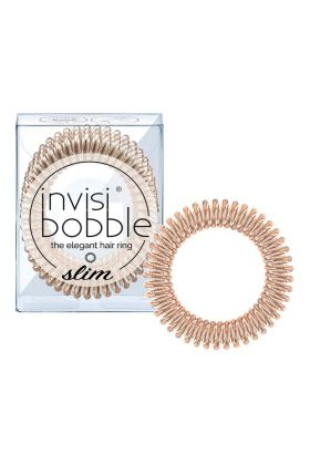 Invisibobble SLIM Bronze Me Pretty - 3 pack
