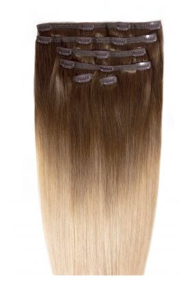 "22"" Double Hair Set #High Contrast Warm"