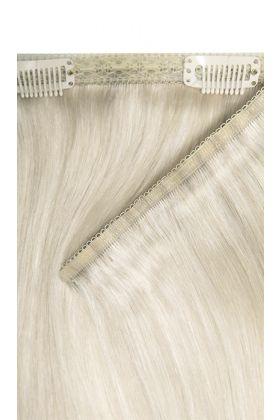 "18"" Double Hair Set Weft - Iced Blonde"