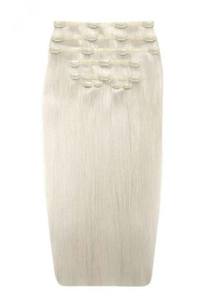 "26"" Double Hair Set - Ivory"
